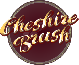 Cheshire Brush - Traditional sign writing & narrowboat painting
