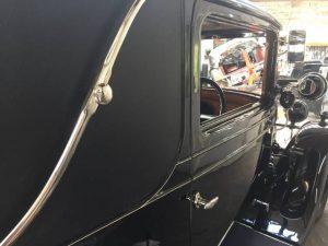 1929 Alvis Silver Eagle Coupe