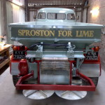 Bedford Lime Spreader