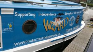 Wizard narrowboat 1
