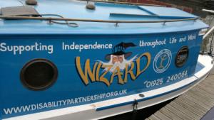Wizard narrowboat 3