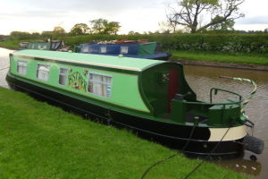 Esther Narrowboat