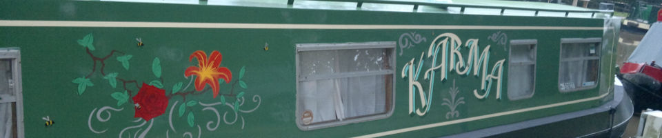 Karma arrowboat