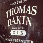 Sign Written Thomas Dakin Truck