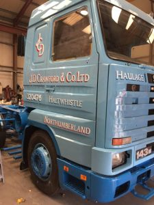 Commercial Vehicle Restoration