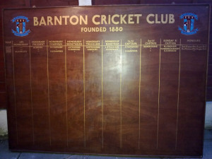 Barnton Cricket Club