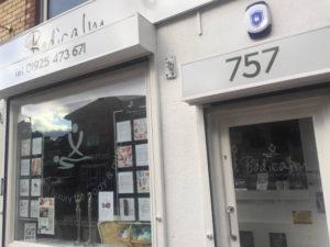 Bodicalm Shop Front