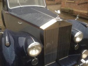 Rolls Royce Pinstriping