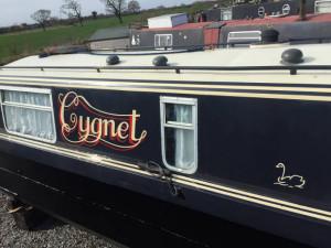 Cygnet Narrowboat