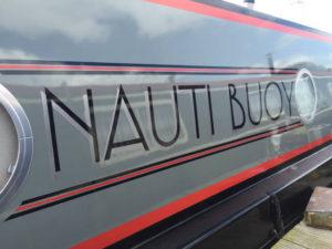 Nauti-Buoy Narrowboat