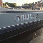 Nihil Facile Narrowboat