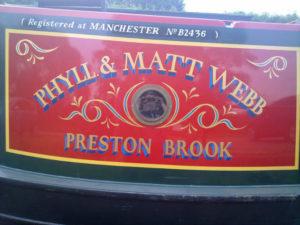 Phyll & Matt Webb