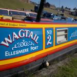 Wagtail narrowboat