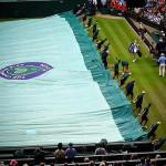 Wimbledon Rain Covers
