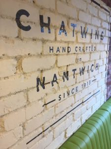 Chatwins Bakery Wall Mural