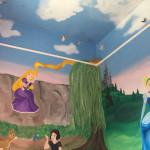 Disney Wall Murals