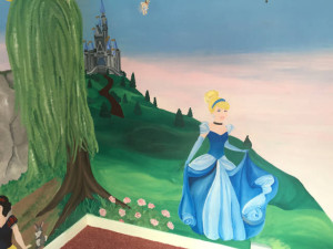 Disney Wall Murals