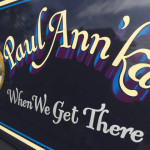 Paul Ann' Ka narrowboat