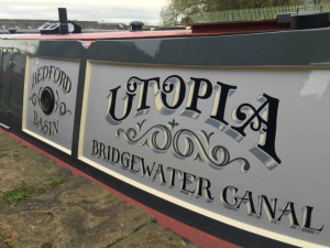Utopia Narrowboat