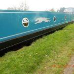Greyhound Narrowboat