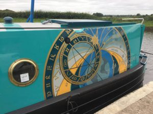 Time is Precious Narrowboat