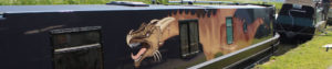Dragon Narrowboat