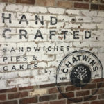 Bakery Ghost Sign