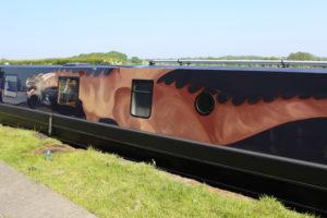 Dragon Narrowboat