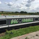 One Summer Narrowboat