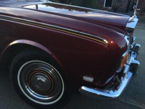 Rolls Royce wheel trims