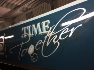 Time-Together Narrowboat Project