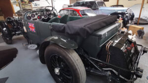 Bentley Blower Racing Car