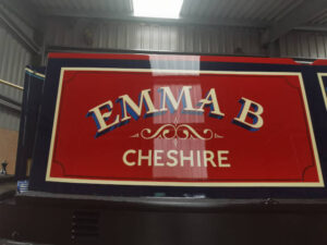 Emma B Narrowboat