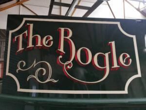 The Bogle Narrowboat