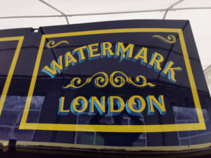 Watermark London Narrowboat